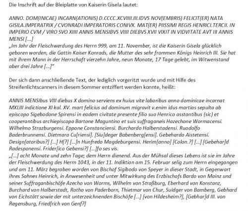 inschrift-bleiplatte-kaiserin-gisela-dom-speyer
