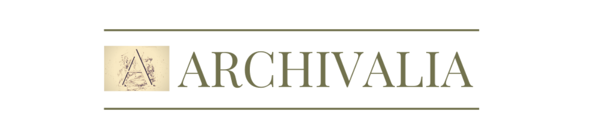 Archivalia